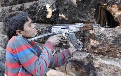 مقاوله نامه اختياري ميثاق حقوق کودک در مورد شرکت کودکان در جنگ