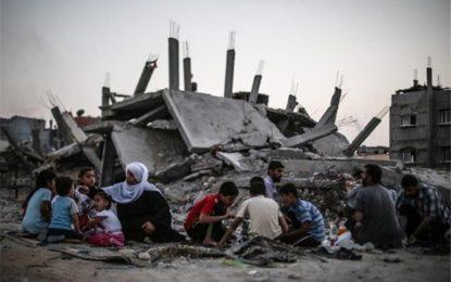 """اعضای """"مؤسسه زنان نوبل"""": جنایت جنگی در غزه باید متوقف شود"""