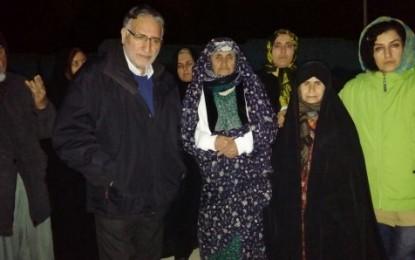 اعدام شش زندانی اهل سنت و ضرب و شتم فعالان مدنی همراه خانوادهها