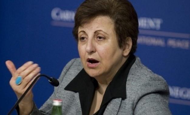 شیرین عبادی: عدم شرکت در انتخابات و صندوقهای خالی٬ مشروعیت را از حکومت میگیرد