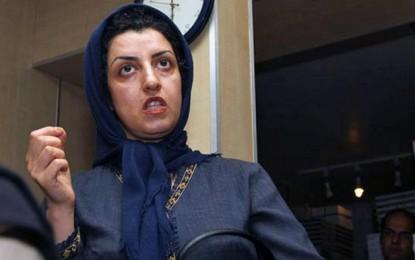 دادگاه نرگس محمدی برگزار نشد