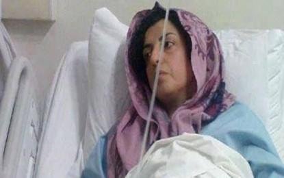 نرگس محمدی از بیمارستان به زندان بازگردانده شد