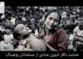 حمایت دکتر شیرین عبادی از مسلمانان روهینگیا