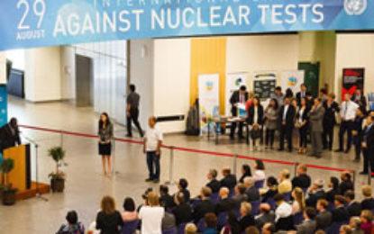 روز جهانی علیه آزمایشهای هستهای؛ به جمع خواستاران منع آزمایشهای هستهای بپیوندیم، کمیته بینالمللی نجات پاسارگاد