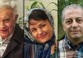 مراسم بزرگداشت مهندس سحابی، هاله سحابی و هدی صابر در بند زنان زندان اوین برگزار شد