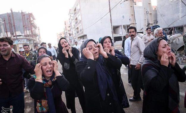 تسلیت تریبون آزاد وکلا به هموطنان زلزله زده