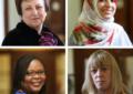 چهار زن برنده نوبل صلح از دولت ایران خواستند که به حقوق معترضان احترام بگذارد