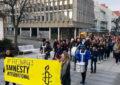 تجلیل عفو بینالملل، شاخه جنوب نروژ از نرگس محمدی
