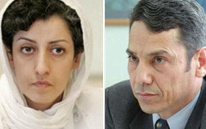 عبدالفتاح سلطانی و نرگس محمدی در بیانیهای مشترک: سلول انفرادی شکنجه و اعتراف تحت فشار فاقد اعتبار است