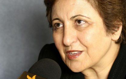 شیرین عبادی: اعدام خواست مردم نیست