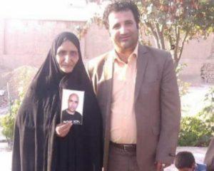 محمد نجفی، وکیل دادگستری به مرخصی کوتاه مدت اعزام شد