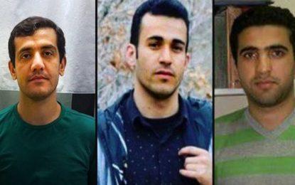 سه زندانی کرد در ایران اعدام شدند