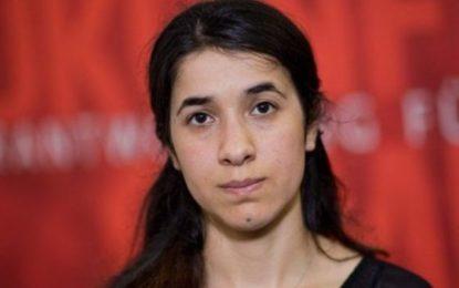 جایزه صلح نوبل به نادیا مراد و دنیس موکوگه اهدا شد