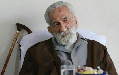 ۵۴ تن از چهرههای شاخص ایرانی خواهان پایان بخشیدن به حصر خانگی دکتر نورعلی تابنده شدند