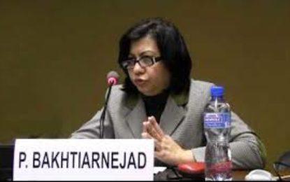پروین بختیارنژاد، فعال حقوق زنان درگذشت