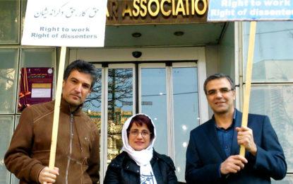 درخواست ستوده از میثمی برای پایان دادن به اعتصاب غذا