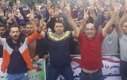 اعتراضهای کارگران نیشکر در هفت تپه ادامه دارد