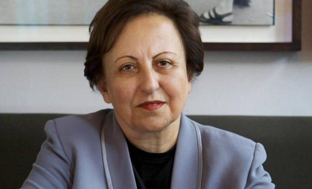 شیرین عبادی در پارلمان اروپا: گوشتان را به روی صدای ایرانیان باز کنید. ما دموکراسی و حقوق بشر میخواهیم