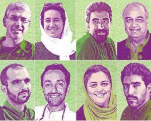 صدور احکام حبس شش تن از فعالان زندانی محیط زیست