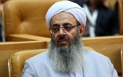 انتقاد مولوی عبدالحمید از «تبعیض» علیه اهل سنت در ایران