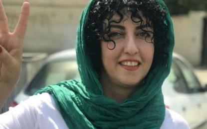 درخواست استعلاجی نرگس محمدی روی میز دادستان