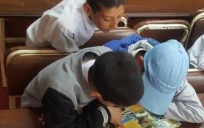 کارزار #هر_کودک_یک_کتاب؛ چارهای برای قحطی کتاب کودک در افغانستان؟