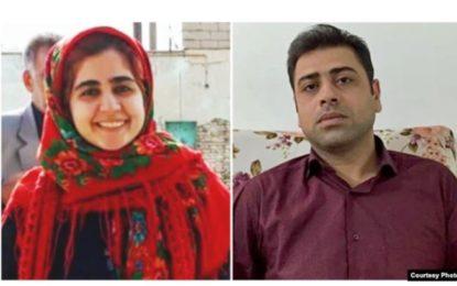 ابراز نگرانی عفو بینالملل از وضعیت سپیده قلیان و اسماعیل بخشی