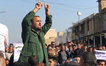 برای ۴۱ کارگر معترض فولاد اهواز «قرار منع تعقیب» صادر شد