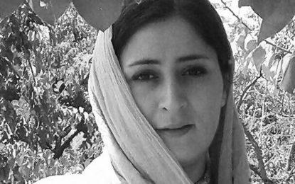 """عاطفه رنگریز در اعتراض به ممانعت از آزادیاش """"اعتصاب غذا کرد"""""""