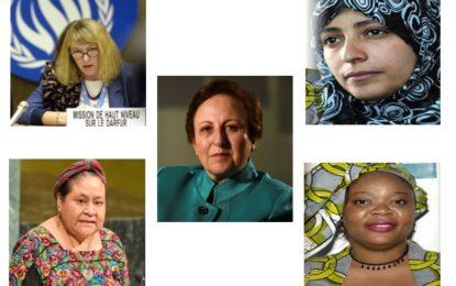 برندگان جایزه صلح نوبل خواستار پایان دادن به کشتار، دستگیری ها و رفع محدودیت کامل اینترنت شدند
