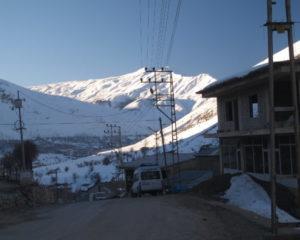 مرز ایران و ترکیه: پیدا شدن جسد یخزده ۱۳ پناهجو