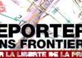 گزارشگران بدون مرز از جمهوری اسلامی میخواهد همهی روزنامهنگاران و وبنگاران زندانی را آزاد کند