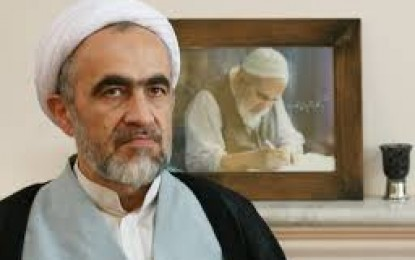 احمد منتظری خواستار آزادی نرگس محمدی شد