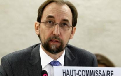 کمیسر عالی سازمان ملل خواستار بهبود وضعیت حقوقبشر در ایران شد