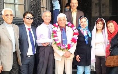 تبریک تریبون آزاد وکلا به محمد سیف زاده