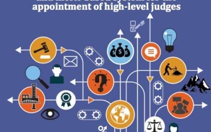 دستورالعمل ایجاد نظام شفاف و بر پایۀ شایستگی برای انتصاب قضات عالیرتبه