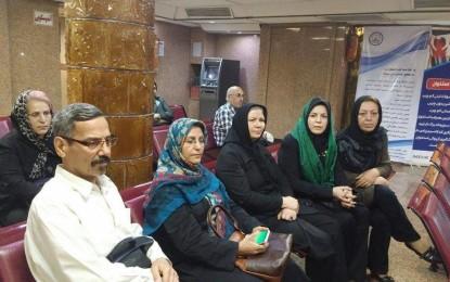 ابراز همدردی وکلای مرکز حامیان حقوق بشر با عبدالفتاح سلطانی