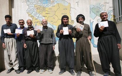 کردهای ایران و انتخابات ریاستجمهوری