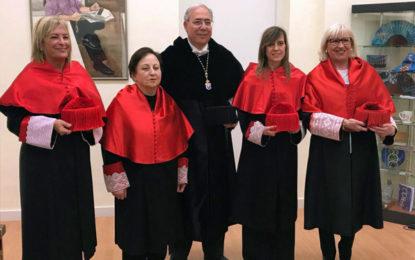 اعطای دکترای افتخاری دانشگاه دولتی اسپانیا به شیرین عبادی