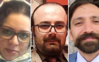 تریبون آزاد وکلا بازداشت سه وکیل دیگر دادگستری را محکوم میکند