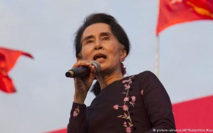 کانادا تابعیت افتخاری آنگ سانگ سوچی را پس گرفت