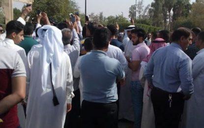 کانون مدافعان حقوق بشر بازداشت گسترده شهروندان اهوازی را محکوم کرد