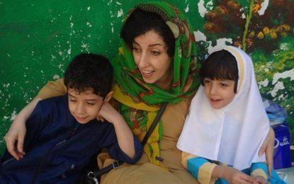 نرگس محمدی: قد کشیدن بچههایم را ندیدم
