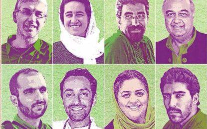 فعالان محیط زیست؛ یک سال در بازداشت موقت