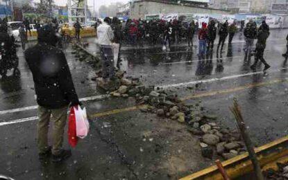 محکومیت یک شهروند به 8 سال حبس به خاطر سرقت شکلات و کالباس در اعتراضات آبان