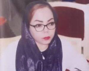 «راضیه رئیسی» عضو کمیسیون حقوق بشر کانون وکلای فارس درگذشت