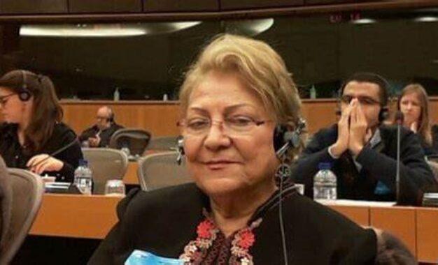 بیانیه تریبون آزاد وکلا در محکومیت اجرای حکم زندان گیتی پورفاضل وکیل 78 ساله