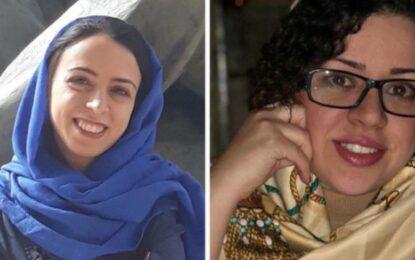 بیانیه تریبون آزاد وکلا در اعتراض به صدور حکم زندان برای هدی عمید و نجمه واحدی