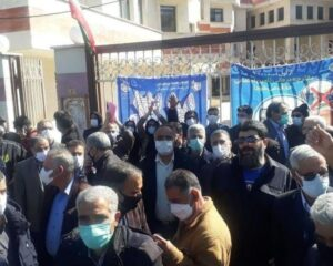 اعتراض بازنشستگان در تجمعهای سراسری؛ تا گرفتن حقمان اعتراض میکنیم